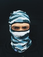 Balaclava Mark Camo Grey