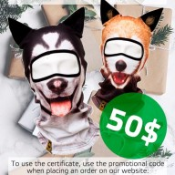Gift Certificate - Gift Certificate 50$