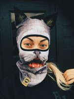Balaclava Beast - Pale Cat
