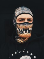 Balaclava Mark Killer Crock