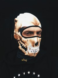 Balaclava Mark Animal Skull