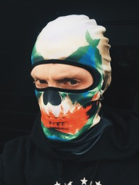 Balaclava Mark Clown Skull