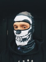 Balaclava Mark Misfits White