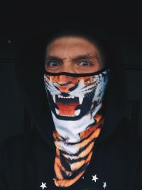Bandana Original Tiger
