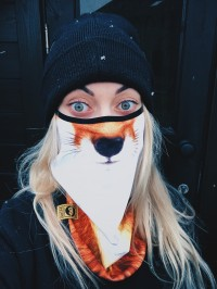 Bandana Original Fox