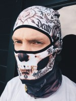 Balaclava Air Alfa - Crime Skull